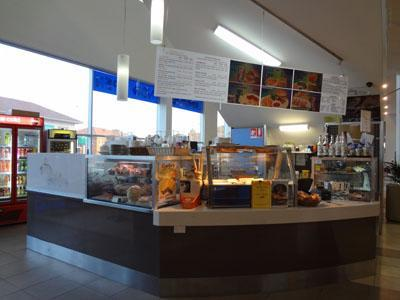 Cafe With Low Rent In St George Area For Sale